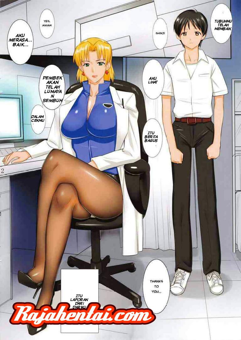 Komik Hentai Kenikmatan Saat Pergi Ke Dokter